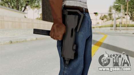 VC MAC-10 for GTA San Andreas third screenshot