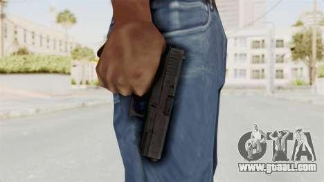 Glock 19 Gen4 for GTA San Andreas