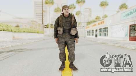 COD BO President Nixon Vietnam v1 for GTA San Andreas second screenshot