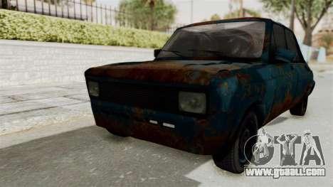 Zastava 1100 Rusty for GTA San Andreas