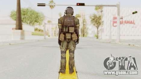 MGSV Phantom Pain Wandering MSF Mosquite for GTA San Andreas third screenshot