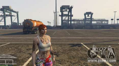 GTA 5 Skin Control 2.1 second screenshot