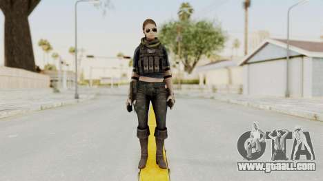 Phantomers Linda Sashantti for GTA San Andreas second screenshot