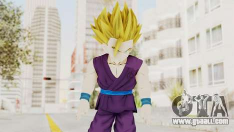 Dragon Ball Xenoverse Gohan Teen DBS SSJ2 v1 for GTA San Andreas