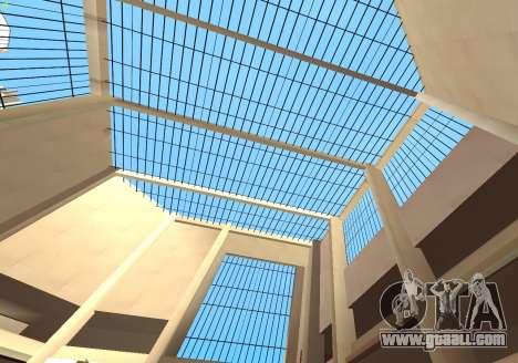 New Interior Radiocenter for GTA San Andreas second screenshot