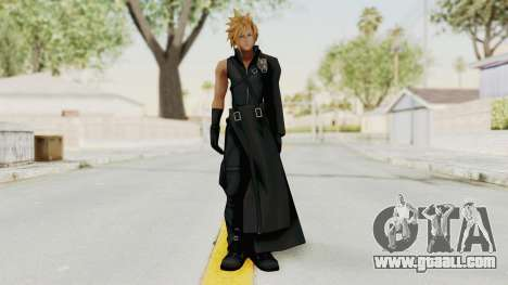 Kingdom Hearts 2 - Cloud Strife for GTA San Andreas second screenshot