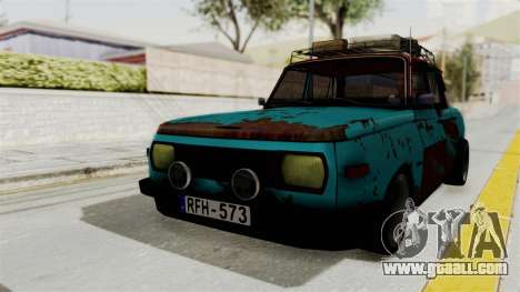 Tampa Daytona for GTA San Andreas