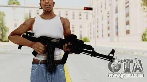 AK-47 Tactical for GTA San Andreas