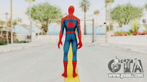 Marvel Heroes - Spider-Man for GTA San Andreas third screenshot