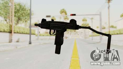IMI Mini Uzi v1 for GTA San Andreas second screenshot