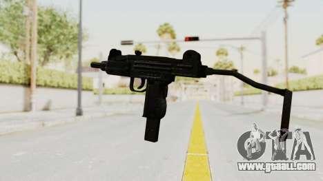 IMI Mini Uzi v1 for GTA San Andreas second screenshot
