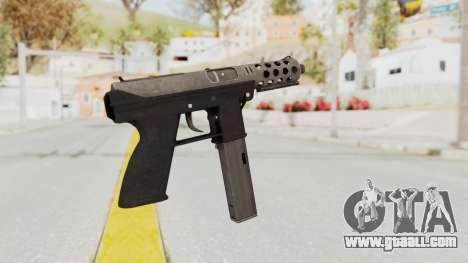 Tec-9 HD for GTA San Andreas second screenshot