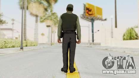 GTA 5 Security Man for GTA San Andreas third screenshot