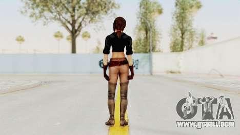 Beatrice for GTA San Andreas third screenshot