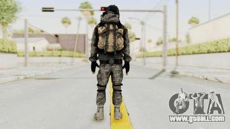 Battlefiled 3 Russian Medic for GTA San Andreas third screenshot