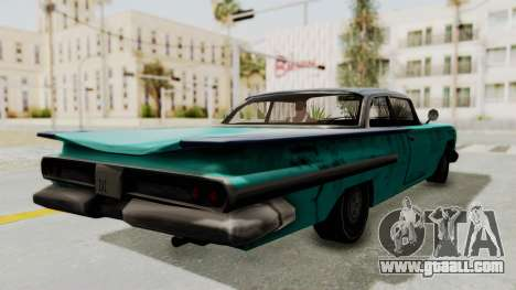 Beater 1962 Voodoo for GTA San Andreas right view