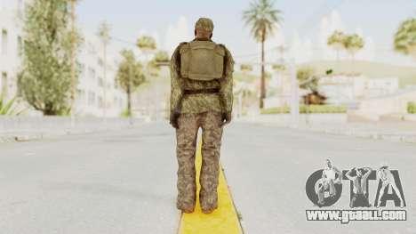 MGSV The Phantom Pain Soviet Union LMG v1 for GTA San Andreas third screenshot
