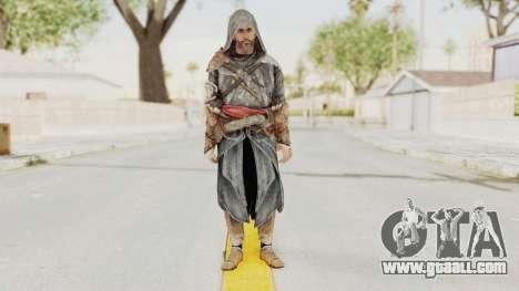 Assassins Creed Revelations - Ezio for GTA San Andreas second screenshot