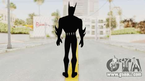 Batman Arkham Origins - Batman Beyond for GTA San Andreas third screenshot
