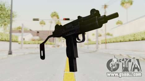 IMI Mini Uzi v1 for GTA San Andreas
