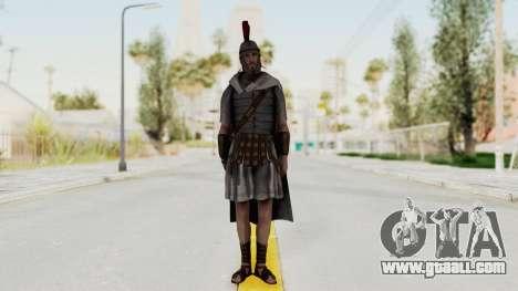 AC Brotherhood - Ezio Auditore Legionare for GTA San Andreas second screenshot