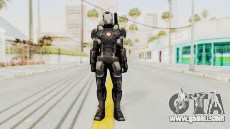 Marvel Future Fight - War Machine (Civil War) for GTA San Andreas second screenshot