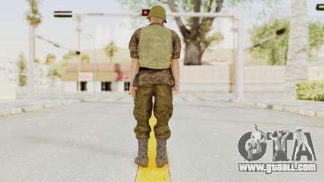 MGSV The Phantom Pain Soviet Union VH No Sleeve1 for GTA San Andreas third screenshot