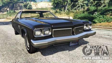 Oldsmobile Delta 88 1973 v2.5 for GTA 5