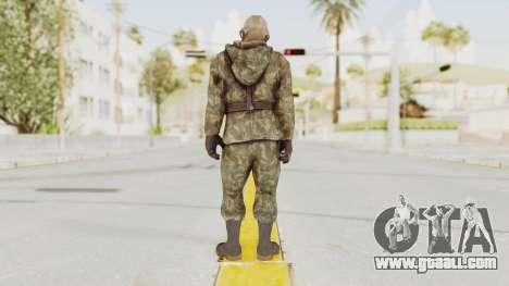 COD Black Ops Russian Spetznaz v3 for GTA San Andreas third screenshot