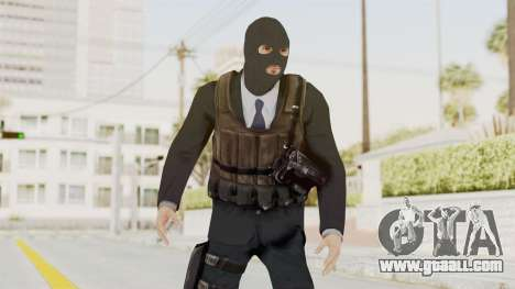 Bourne Conspirancy Euro Mercenary for GTA San Andreas