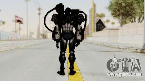 Marvel Future Fight - War Machine for GTA San Andreas third screenshot