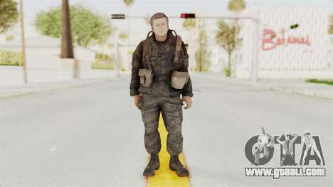 COD BO President John F. Kennedy Vietnam for GTA San Andreas second screenshot