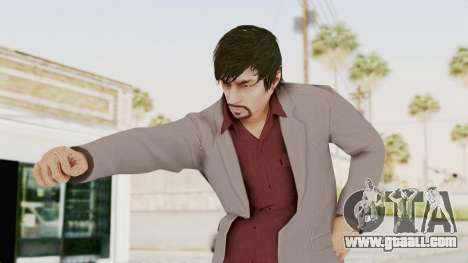 GTA 5 Online Male Skin 1 for GTA San Andreas