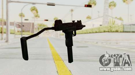 IMI Mini Uzi v2 for GTA San Andreas second screenshot