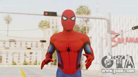 Marvel Heroes - Spider-Man (Civil War) for GTA San Andreas