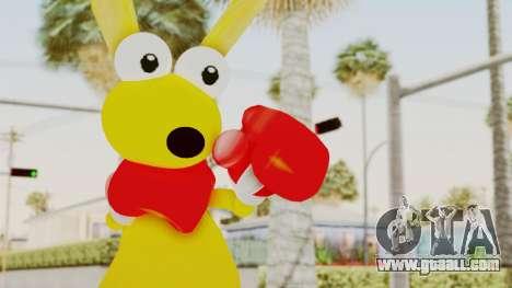 Kao the Kangaroo Gloves for GTA San Andreas