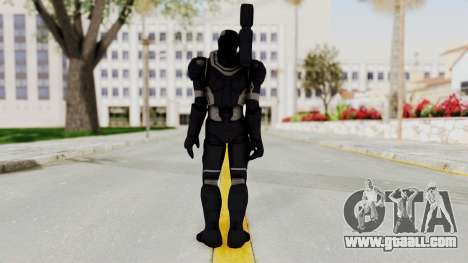 Marvel Heroes - War Machine (AOU) for GTA San Andreas third screenshot