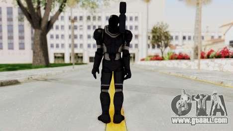 Marvel Heroes - War Machine (AOU) for GTA San Andreas third screenshot