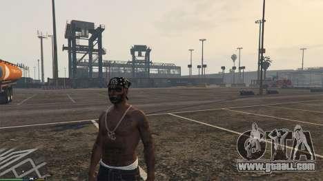 GTA 5 Skin Control 2.1 fifth screenshot
