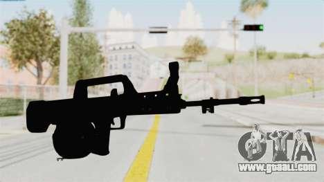 QBB-95 for GTA San Andreas second screenshot