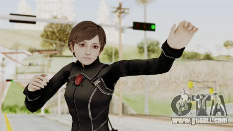 Resident Evil 0 HD Rebecca Chambers Wesker Mode for GTA San Andreas