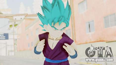 Dragon Ball Xenoverse Gohan Teen DBS SSGSS v1 for GTA San Andreas