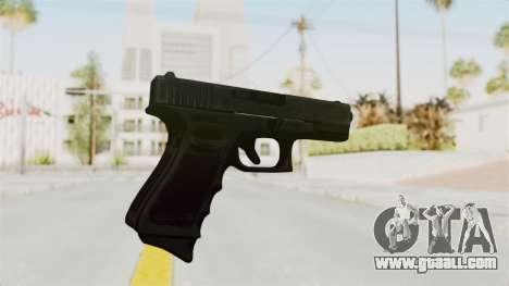 Glock 19 Gen4 for GTA San Andreas third screenshot