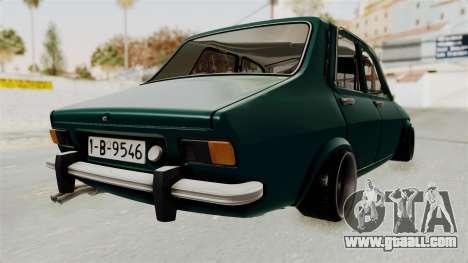 Dacia 1300 Order for GTA San Andreas