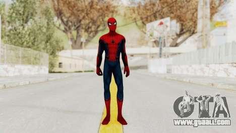 Marvel Future Fight - Spider-Man (Civil War) for GTA San Andreas second screenshot