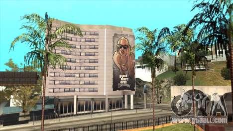 Poster GTA San Andreas HD for GTA San Andreas third screenshot