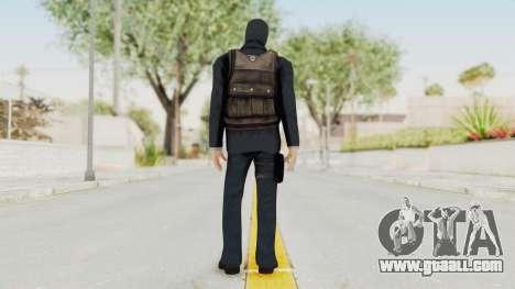 Bourne Conspirancy Euro Mercenary for GTA San Andreas third screenshot