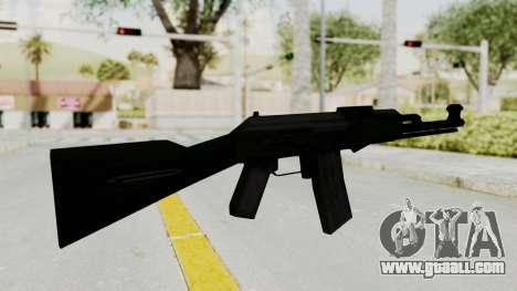 AK-74 SA Style for GTA San Andreas third screenshot
