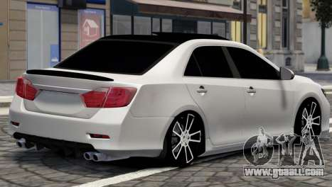 Toyota Camry Tuning V2 for GTA 4 left view