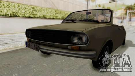 Renault 12 for GTA San Andreas right view